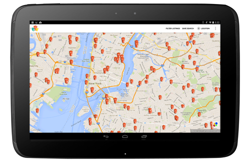 Android+tablet+map+landscape
