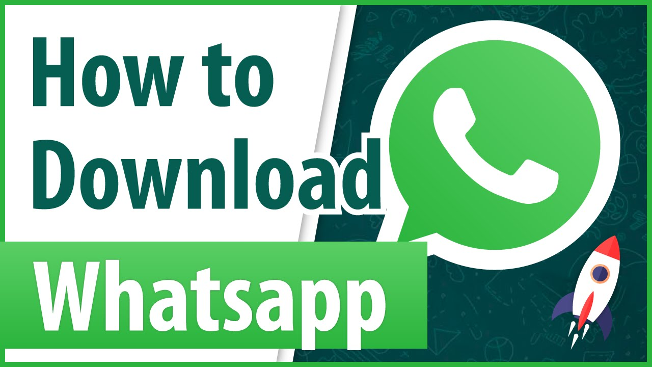 download WhatsApp 1