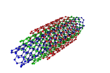 Multi walled carbon nanotubes